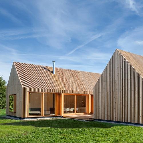 Lehisest katusematerjal